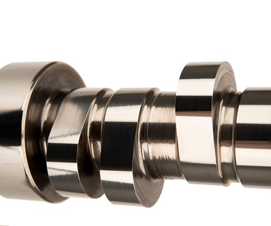Camshaft Microfinishing
